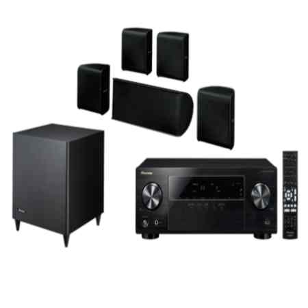 Pioneer HTP 323 5.1 DVD Home Theater