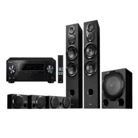 Pioneer HTP RS33 5.1 DVD Home Theater