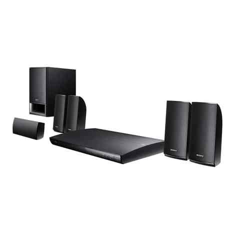 Drivers Update: Sony BDV-E290 Home Theatre System
