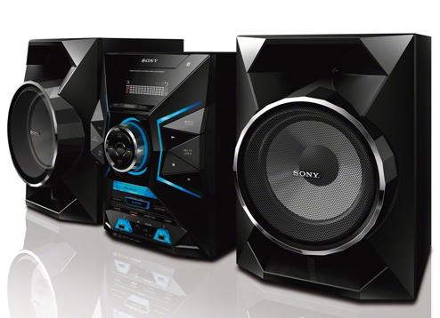 Sony MHC GZX33D DVD Hi Fi Home Theater