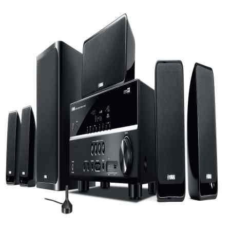Yamaha YHT 2910 5.1 Blu Ray Home Theater