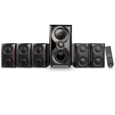Zebronics Radiant BT RUCF 5.1 Channel Home Theatre