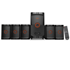 Zebronics Thrill SW RUCF 5.1 Channel Home Theatre