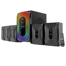 Zebronics Wave SW RUCF 5.1 Channel Home Theatre