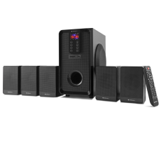 Zebronics ZEB SWT8391RUCF 5.1 Channel Home Theatre