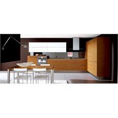 Veneta Cucine Teak Kitchen Price 2018, Latest Models, Specifications ...