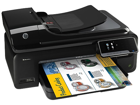 hp officejet 7500a wide format e all in one printer e910a c9309a rh sulekha com HP Officejet Pro 7500A HP Officejet Pro 7500A