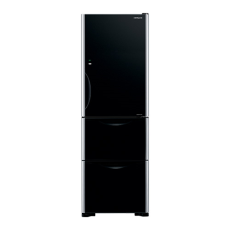 Hitachi R SG38FPND GBK 404L Multi Door Refrigerator