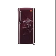 Lg Gl B221asls 215l Single Door Refrigerator