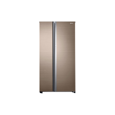 Samsung Rh62k60177p 674l Side By Side Refrigerator Price