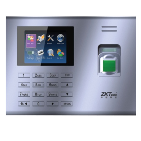 ZK K40 Fingerprint Biometric System Price, Specification & Features