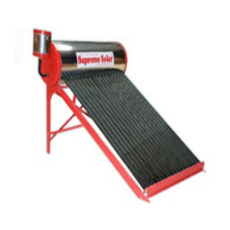 Supreme Solar St Evacuated Collector 500 Litre Heater Specification Features Water On Sulekha