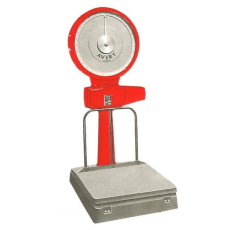 Avery Weigh Tronix 3205CLE 500 Portable Platform Scale 500 Kg Accuracy 1 Kg Weighing Scale