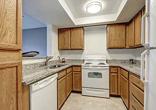 U - Shaped Kitchen